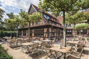 Hotel Kokenhof, Отели  Гроссбургведель - big - 15