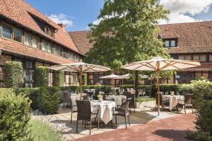 Hotel Kokenhof, Отели  Гроссбургведель - big - 17