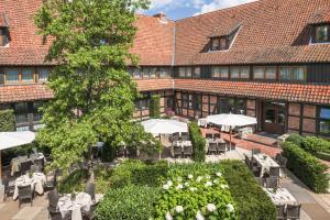 Hotel Kokenhof, Отели  Гроссбургведель - big - 16