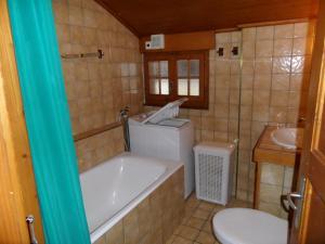 Gavroche Combles, Holiday homes  Verbier - big - 3