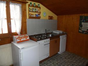 Gavroche Combles, Holiday homes  Verbier - big - 9