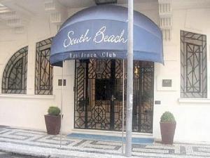 South Beach Copacabana Residence, Residence  Rio de Janeiro - big - 42