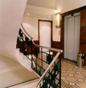 South Beach Copacabana Residence, Apartmanhotelek  Rio de Janeiro - big - 38