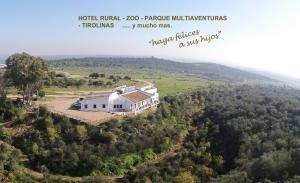 Centro de Naturaleza Cañada Verde, Farmházak  Hornachuelos - big - 48