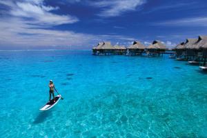 Conrad Bora Bora Nui, Üdülőközpontok  Bora Bora - big - 29