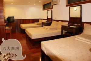 Long Men Ke Zhan, Privatzimmer  Jiufen - big - 56