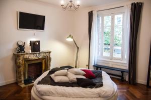 Félix Dort, Bed & Breakfasts  Lyon - big - 14