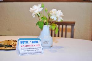 Hotel Aoos, Отели  Конитса - big - 36