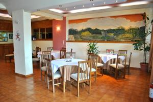 Hotel Aoos, Отели  Конитса - big - 44