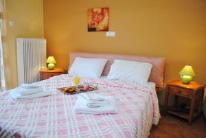 Hotel Aoos, Отели  Конитса - big - 7