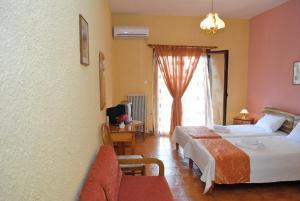 Hotel Aoos, Отели  Конитса - big - 6