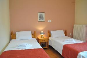 Hotel Aoos, Отели  Конитса - big - 5