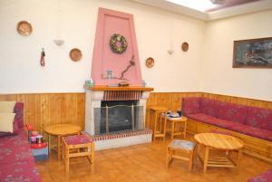 Hotel Aoos, Отели  Конитса - big - 45
