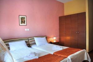 Hotel Aoos, Отели  Конитса - big - 4