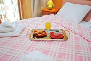 Hotel Aoos, Отели  Конитса - big - 2