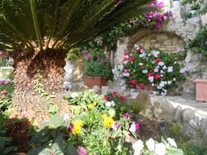 Chambre d'hôtes de charme La Belle Vue, Panziók  Roquebrune-Cap-Martin - big - 29