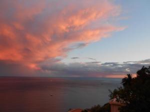 Chambre d'hôtes de charme La Belle Vue, Panziók  Roquebrune-Cap-Martin - big - 26