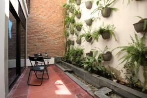 Hotel Boutique Casa Carolina, Hotels  Santa Marta - big - 16