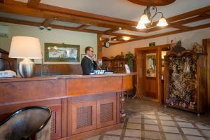 Hotel Honti, Hotels  Visegrád - big - 20