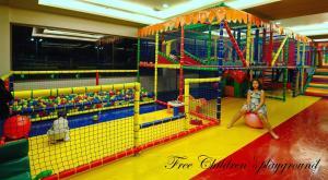 Royal Heights Resort, Üdülőközpontok  Mália - big - 37