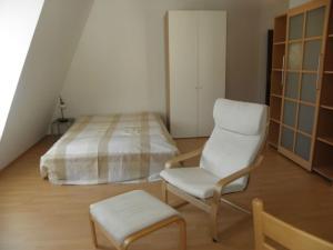 Dependance am Blumenbrunnen, Apartmány  Baden-Baden - big - 14