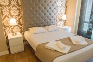 AB Apartamentos H2O, Ferienwohnungen  Málaga - big - 37