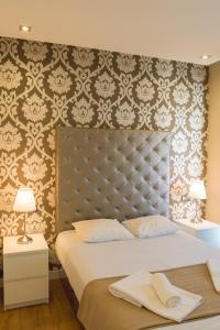 AB Apartamentos H2O, Ferienwohnungen  Málaga - big - 36