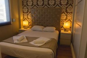 AB Apartamentos H2O, Ferienwohnungen  Málaga - big - 31