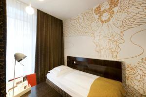 Jednolůžkový pokoj typu Deluxe