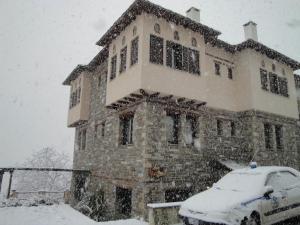 Hotel Mirovoli, Hotels  Miléai - big - 51