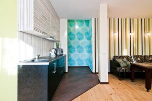Abariaus Apartamentai, Ferienwohnungen  Druskininkai - big - 86