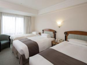 Standard Twin Room with Extra Bed - Non-Smoking (3 Adult)
