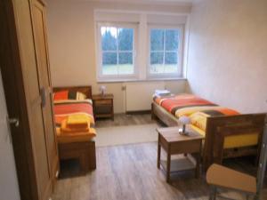 Ferienwohnung Bäumner, Apartmány  Bad Berleburg - big - 23