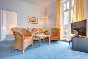 Haus Seeblick Hotel Garni & Ferienwohnungen, Hotely  Zinnowitz - big - 21
