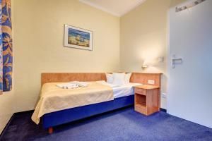 Haus Seeblick Hotel Garni & Ferienwohnungen, Hotely  Zinnowitz - big - 29