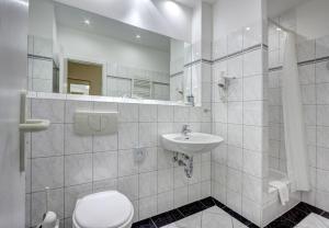 Haus Seeblick Hotel Garni & Ferienwohnungen, Hotely  Zinnowitz - big - 28