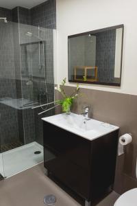 AB Apartamentos H2O, Ferienwohnungen  Málaga - big - 19