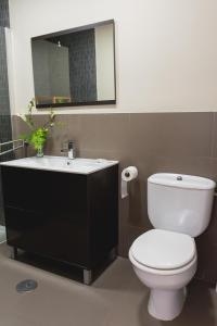 AB Apartamentos H2O, Ferienwohnungen  Málaga - big - 49