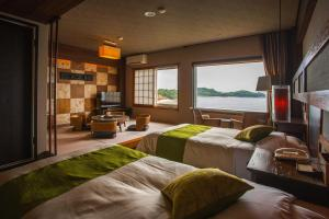 Shodoshima International Hotel, Ryokans  Tonosho - big - 61
