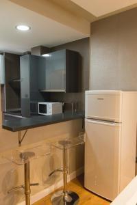 AB Apartamentos H2O, Ferienwohnungen  Málaga - big - 42