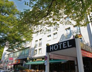 3 hviezdičkový hotel Berlin Plaza Hotel am Kurfürstendamm Berlín Nemecko