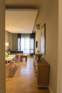 AB Apartamentos H2O, Ferienwohnungen  Málaga - big - 26