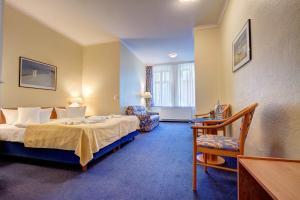 Haus Seeblick Hotel Garni & Ferienwohnungen, Hotely  Zinnowitz - big - 31