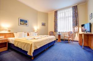 Haus Seeblick Hotel Garni & Ferienwohnungen, Hotely  Zinnowitz - big - 32