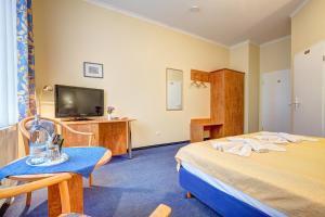 Haus Seeblick Hotel Garni & Ferienwohnungen, Hotely  Zinnowitz - big - 24