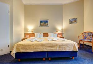 Haus Seeblick Hotel Garni & Ferienwohnungen, Hotely  Zinnowitz - big - 23