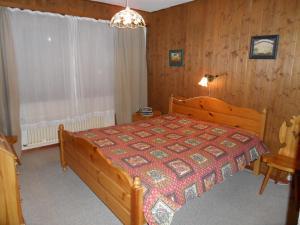 One-Bedroom Apartment Mondzeu 245 C, Apartmány  Verbier - big - 3