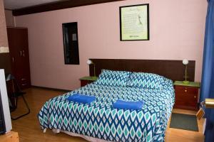 Hostal Residencia Blest Gana, Penziony – hostince  Viña del Mar - big - 46