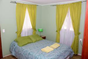 Hostal Residencia Blest Gana, Penziony – hostince  Viña del Mar - big - 62