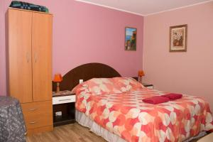 Hostal Residencia Blest Gana, Penziony – hostince  Viña del Mar - big - 18